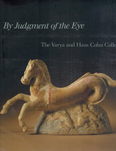 By judgement of the eye  The Varya and Hans Cohn collection - books-new