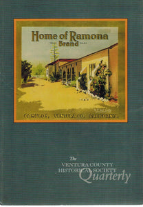 The Ventura County Historical Society - books-new