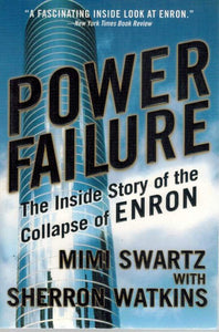 Power Failure  The Inside Story of the Collapse of Enron - books-new