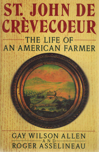 St. John de Crevecoeur  The Life of an American Farmer - books-new