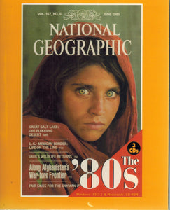NATIONAL GEOGRAPHIC  The '80s Interactive CD-ROM - books-new