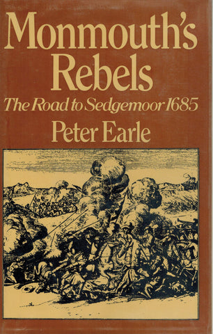 Monmouth's Rebels The Road to Sedgemoor 1685 - books-new