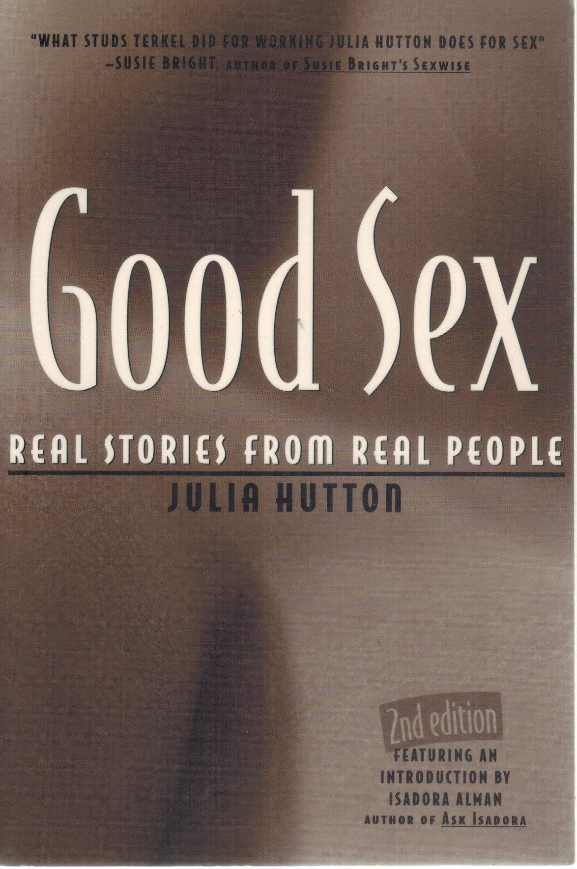 Good Sex  Real Stories from Real People - books-new