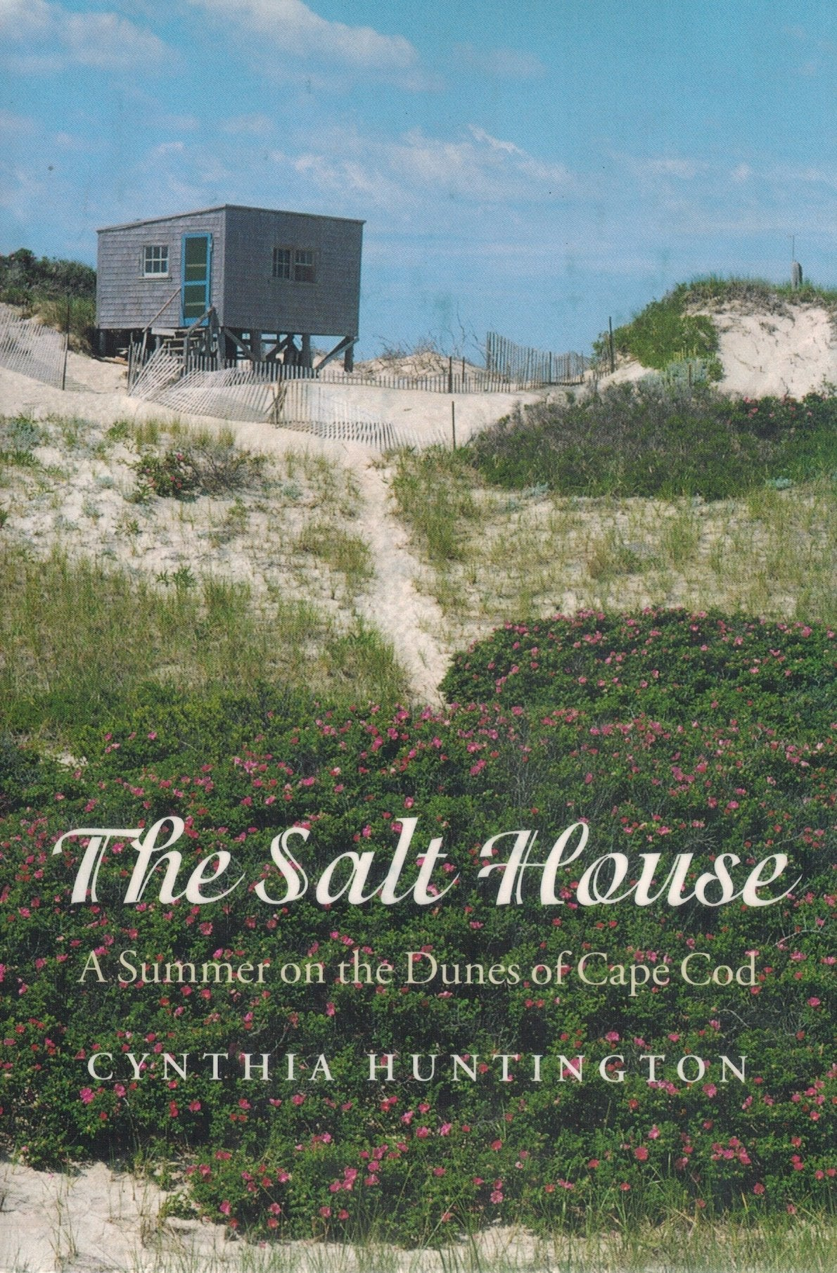 THE SALT HOUSE  A Summer on the Dunes of Cape Cod - books-new