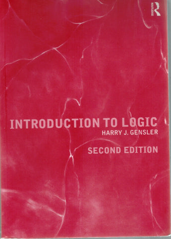 Introduction to Logic - books-new