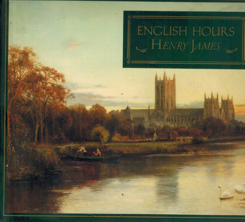 English Hours - books-new