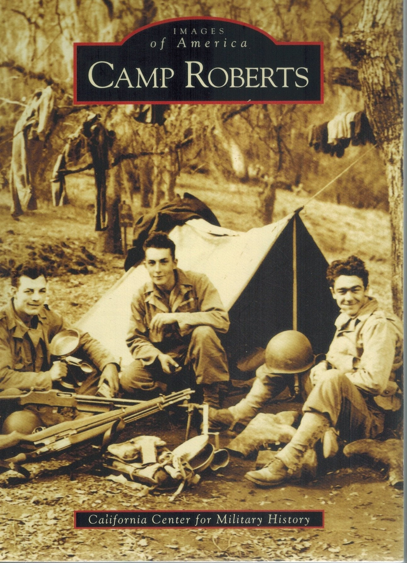 Camp Roberts - books-new