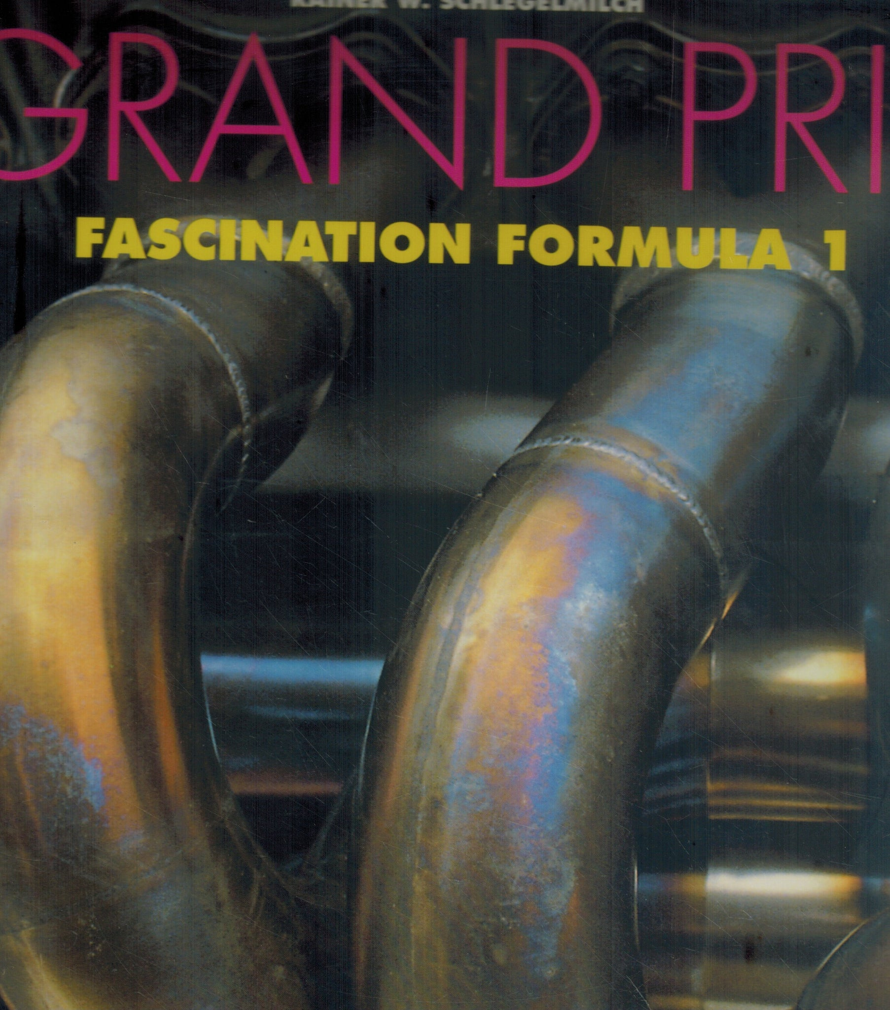 Grand Prix Formula 1 - books-new