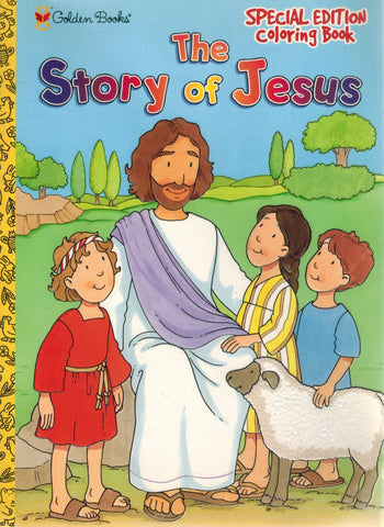 The Story of Jesus  by Golden Books