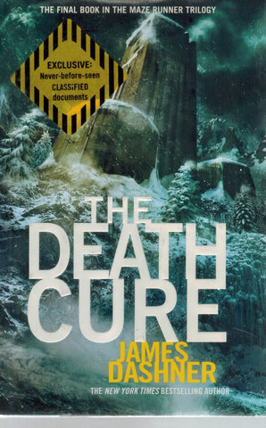 THE DEATH CURE  by Dashner, James