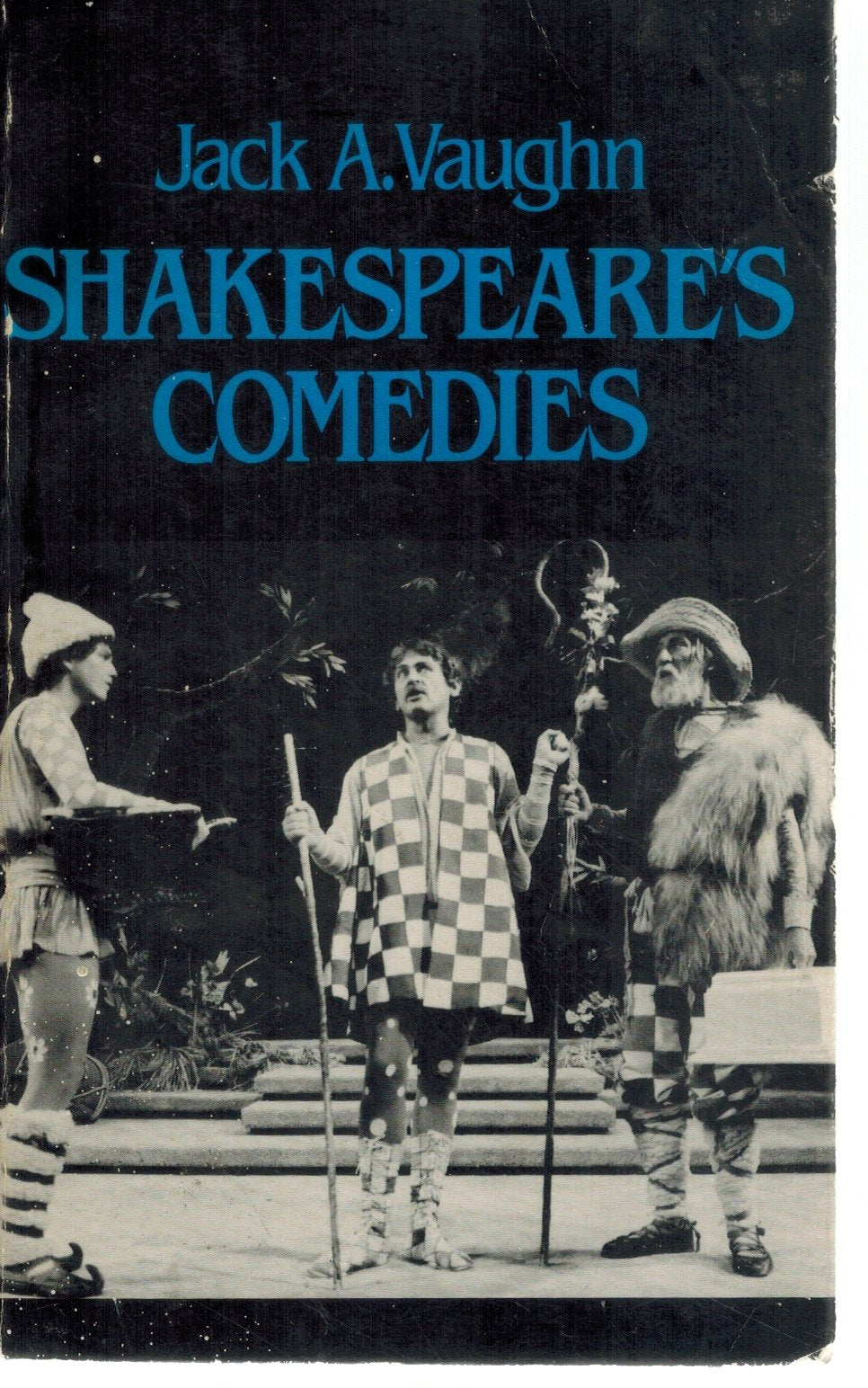 Shakespeare's Comedies  by Vaughn, Jack A.