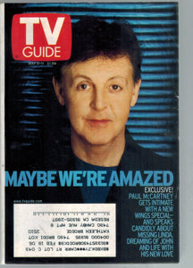 TV Guide May 5-11; Maybe We're Amazed - [Paul McCartney Cover]  by Tv Guide