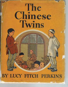 The Chinese twins  by Perkins, Lucy Fitch