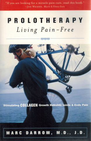 Prolotherapy  Living Pain Free