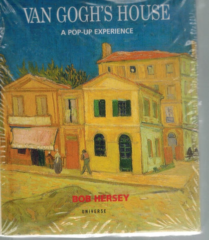 Van Gogh's House  A Pop-Up Experience