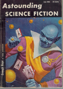 ASTOUNDING Science Fiction  July 1953