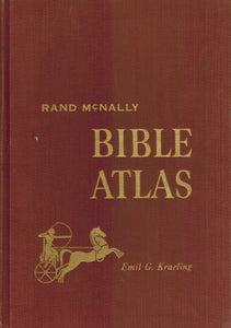 Rand McNally Bible Atlas