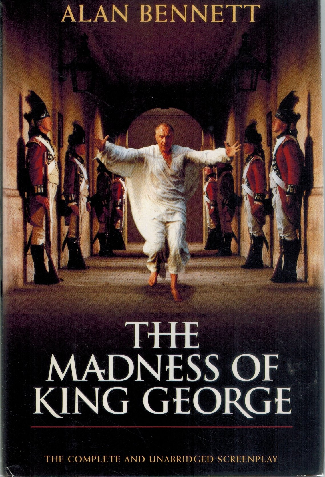 THE MADNESS OF KING GEORGE  by Bennett, Alan