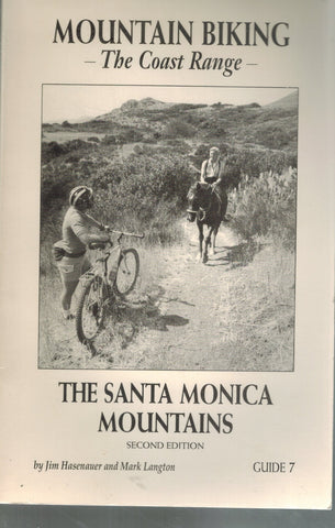 The Santa Monica Mountains  by Hasenauer, Jim