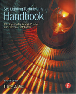 SET LIGHTING TECHNICIAN'S HANDBOOK  by Box, Harry