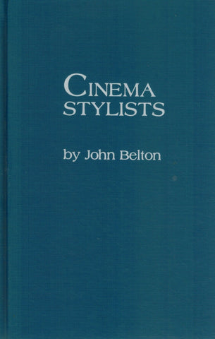 CINEMA STYLISTS  Filmmakers No. 2  by Belton, John