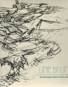 LINE BY LINE  The Drawings of Henri Cartier-Bresson  by Clair, Jean