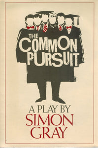 THE COMMON PURSUIT  by Gray, Simon