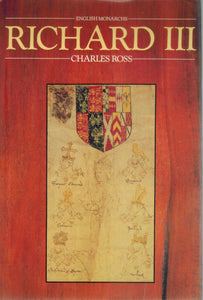 Richard III  by Ross, Charles Derek