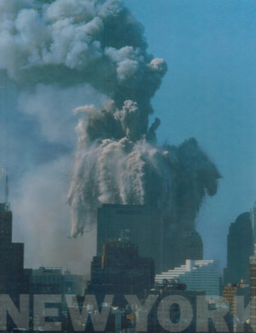 NEW YORK SEPTEMBER 11  by Halberstam, David