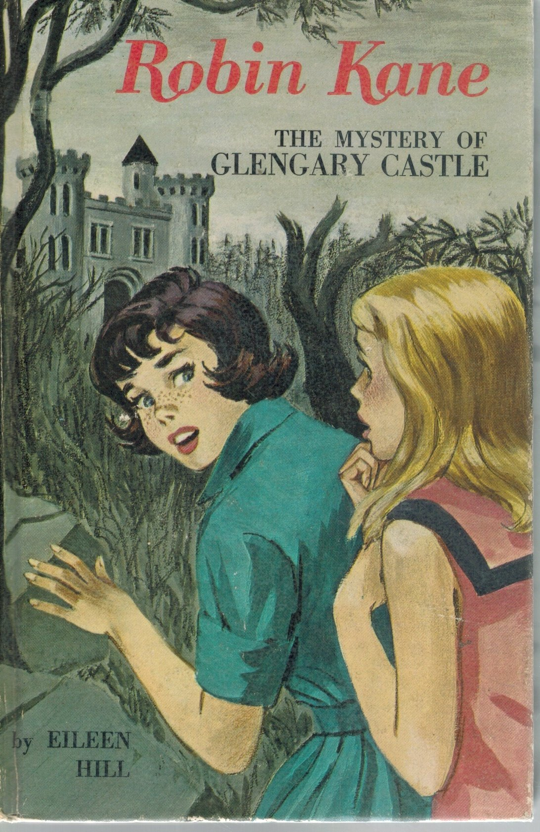 THE MYSTERY OF GLENGARY CASTLE  by Hill, Eileen