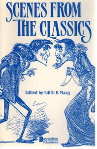SCENES FROM THE CLASSICS  by Maag, Edith B.