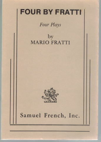 FOUR BY FRATTI  by Fratti, Mario