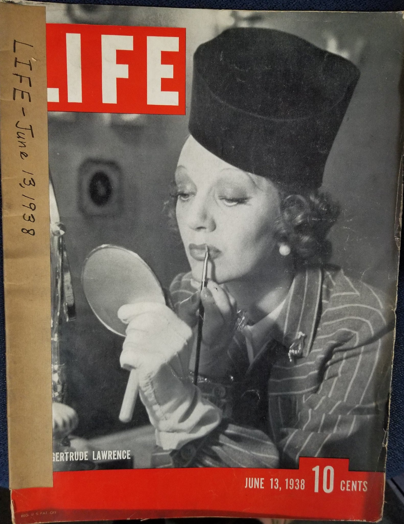 LIFE MAGAZINE - JUNE 13, 1938  by Luce, Henry R. (Editor)