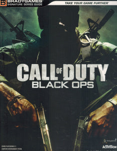 CALL OF DUTY Black Ops Signature Series  by Denick, Thom & Rich Hunsinger & The Sea Snipers