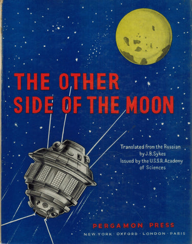 THE OTHER SIDE OF THE MOON  by Sykes, J. B.