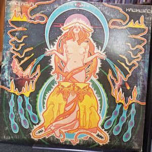 SPACE RITUAL  by Hawkwind