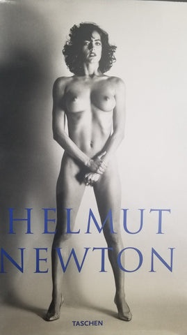 HELMUT NEWTON. SUMO. REVISED BY JUNE NEWTON  by Newton, Helmut