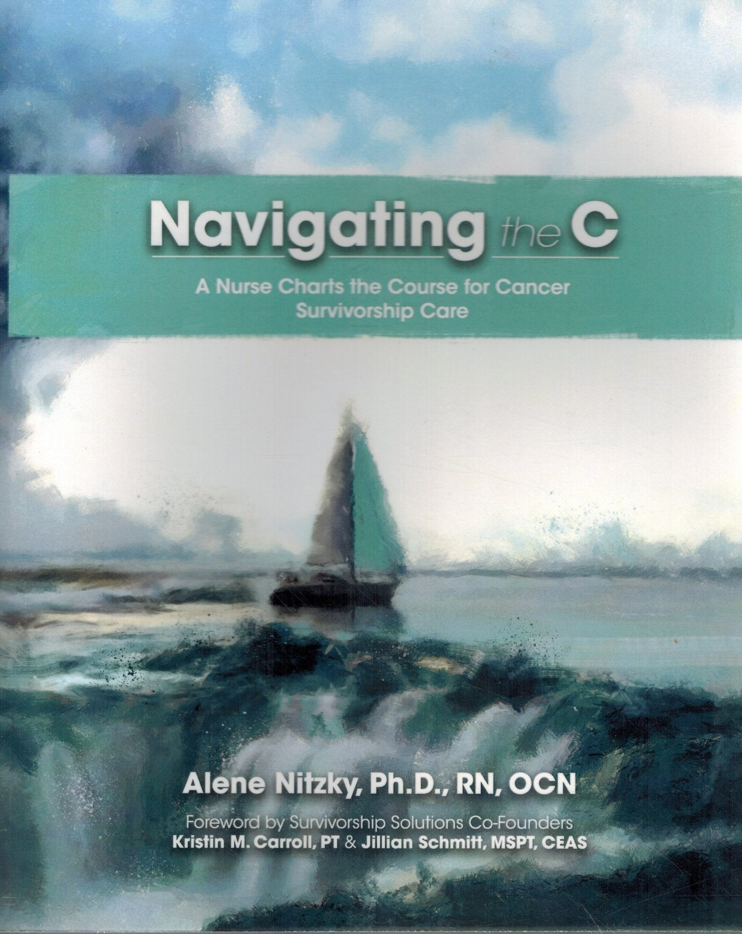 NAVIGATING THE C A Nurse Charts the Course for Cancer Survivorship Care  by Nitzky Ph. D. , Alene