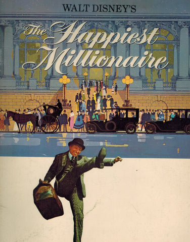 THE HAPPIEST MILLIONAIRE MOVIE PROGRAM  by Disney