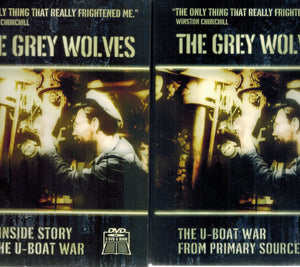 THE GREY WOLVES The Inside Story of the U-Boat War  by Carruthers, Bob