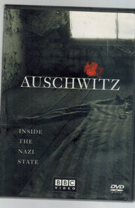 AUSCHWITZ - INSIDE THE NAZI STATE  by Bbc