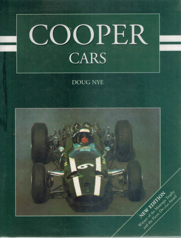 COOPER CARS  by Nye, Doug