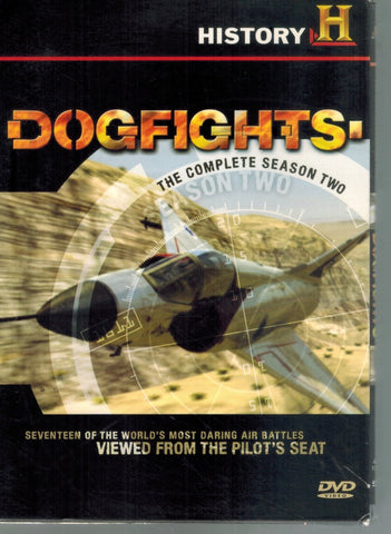 DOGFIGHTS The Complete Season 2 [Dvd]  by Dogfights