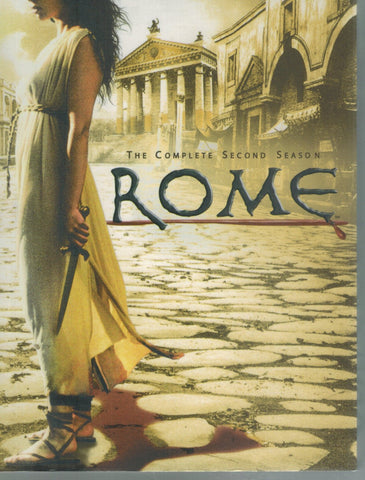 ROME Season 2  by Hbo