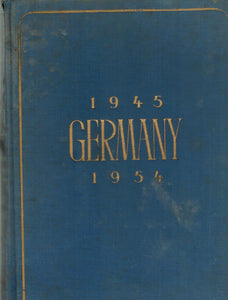 GERMANY 1945-1954  by Boas (Publisher)