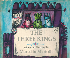 THE THREE KINGS  by Mariotti, Marcello