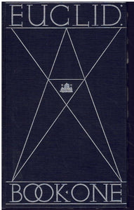 ELEMENTS OF GEOMETRY, BOOK I  by Euclid
