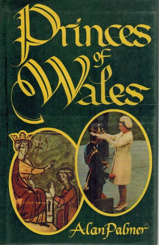 PRINCES OF WALES - books-new