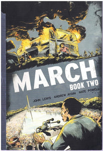 MARCH Book Two  by Lewis, John & Andrew Aydin