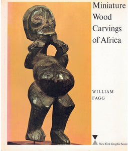 MINIATURE WOOD CARVINGS OF AFRICA